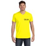 Short Sleeve V Neck T-Shirt