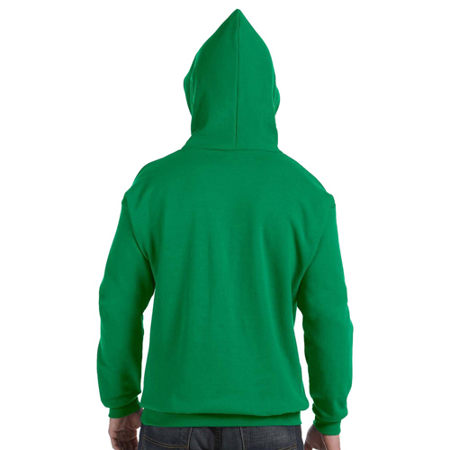Pullover Hooded Sweatshirt Image 1
