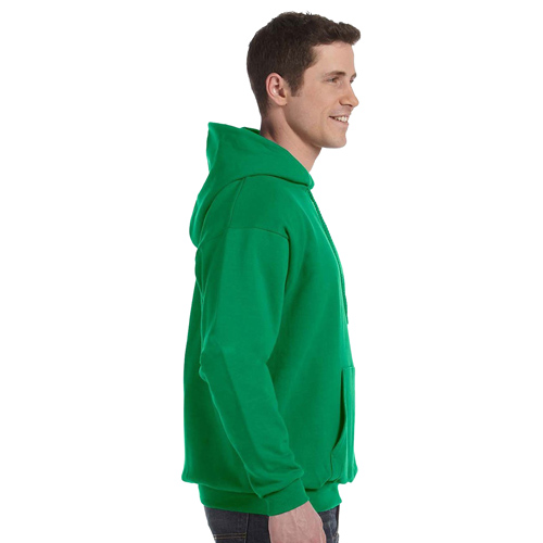 Pullover Hooded Sweatshirt Image 2