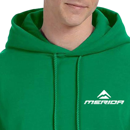 Pullover Hooded Sweatshirt Image 3