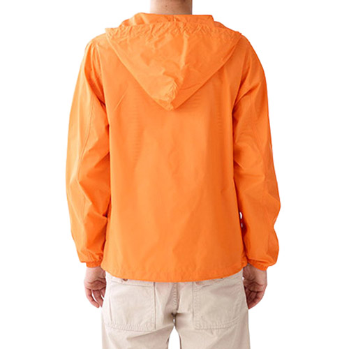 Windbreaker Hooded Rain Jacket Image 1