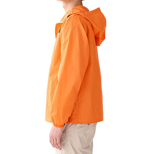 Windbreaker Hooded Rain Jacket