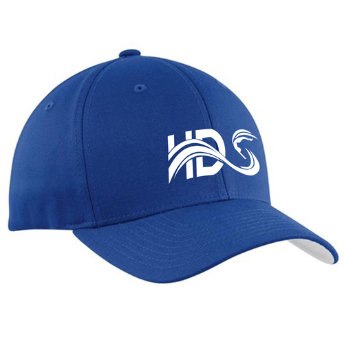Cotton Baseball Cap With Metal Clasp Image 3