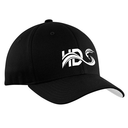 Cotton Baseball Cap With Metal Clasp Image 4
