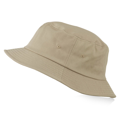 Cotton Polyester Blend Twill Bucket Hat Image 4