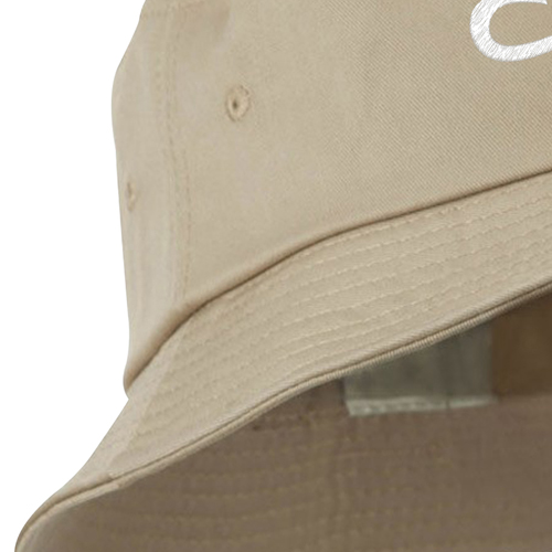 Cotton Polyester Blend Twill Bucket Hat Image 5