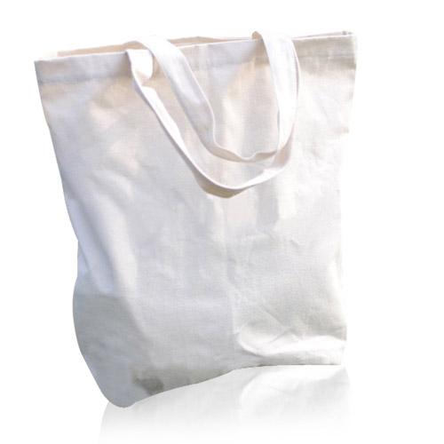 Natural Cotton Shopping Bag