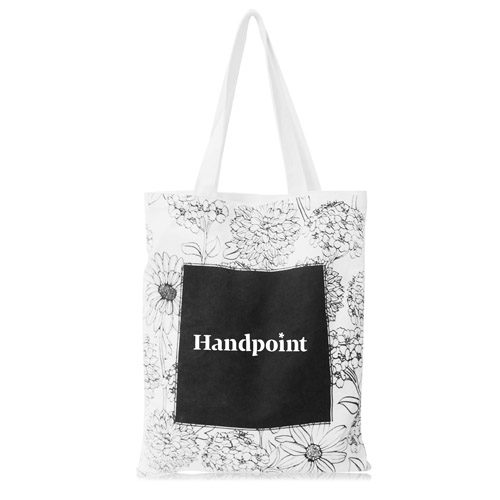 10 Oz Cotton Shopping Bag