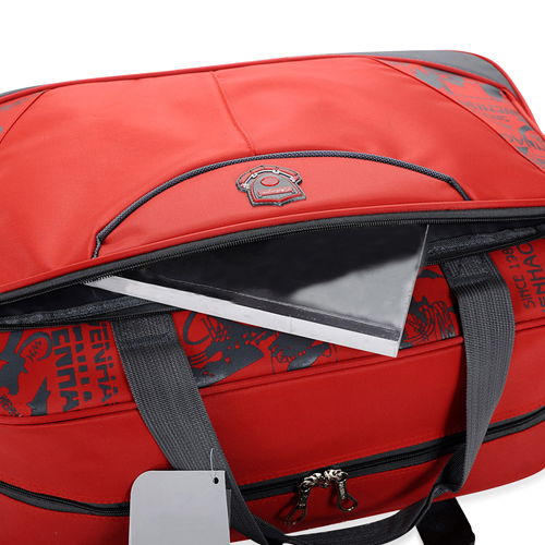 Outdoor Duffel Bag With Grab Handle