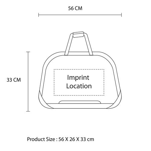 Portable Travel Duffle Bag