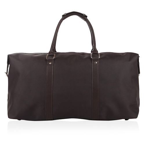 Casual Leather Duffle Bag