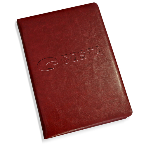 Classic Leather Executive Notebook