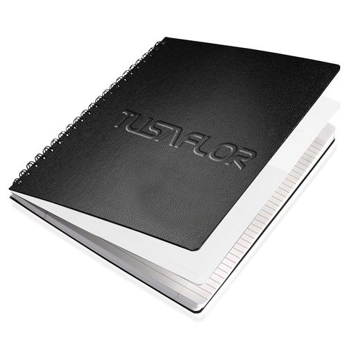 HardcoverSpiral Lined Notebook