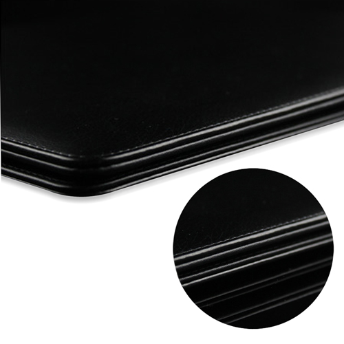 A4 Executive Leather Folder With Calculator Image 6
