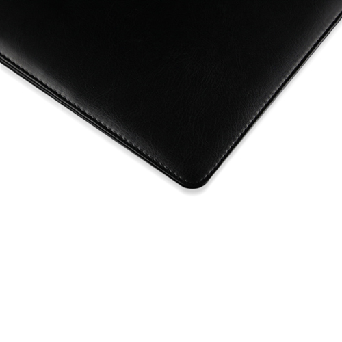 A4 Executive Leather Folder With Calculator Image 7