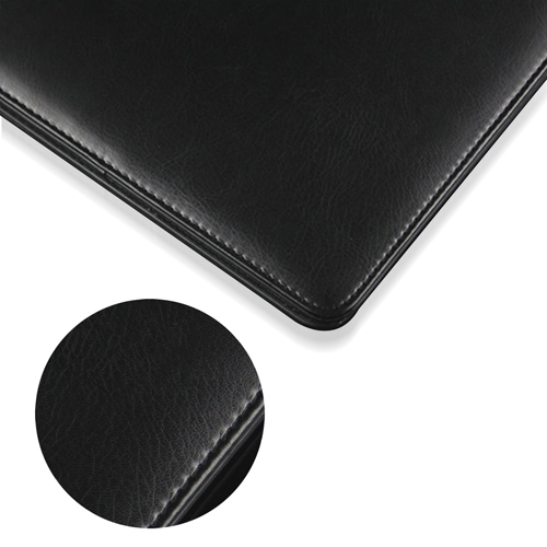 A4 Executive Leather Folder With Calculator Image 8