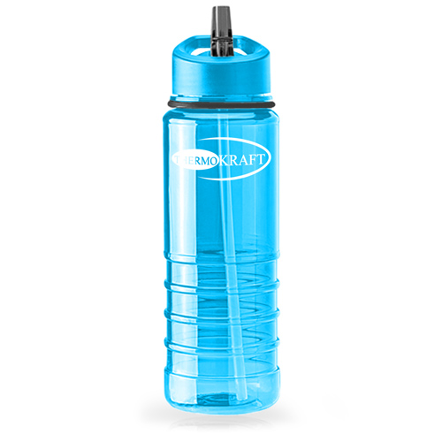 750ML Tritan Sports Bottle With Straw