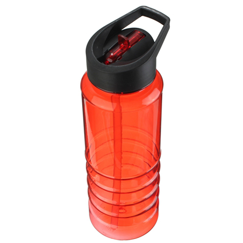 750ML Tritan Sports Bottle With Straw Image 4