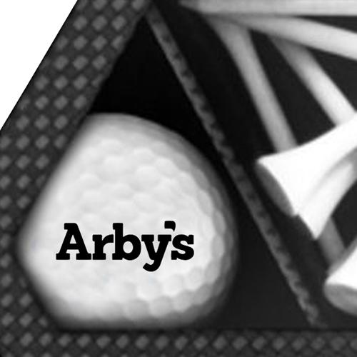 Triangle Golf Ball Tees Box