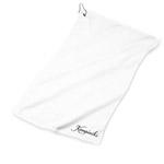 Square Golf  Cotton Towel
