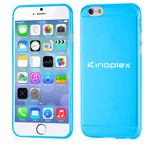 Silicone Soft Protective iPhone Case