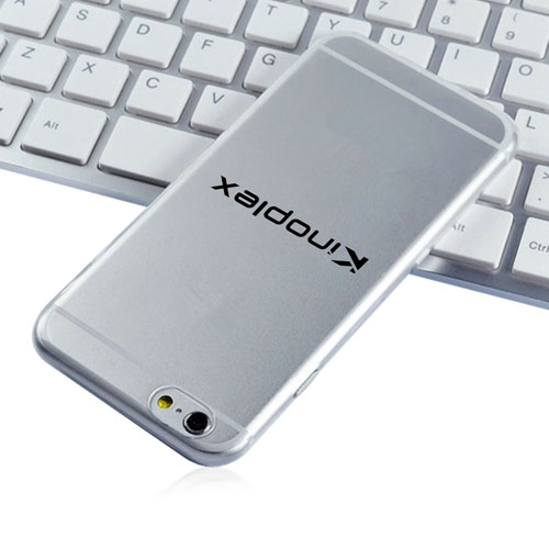 Silicone Soft Protective iPhone Case Image 1