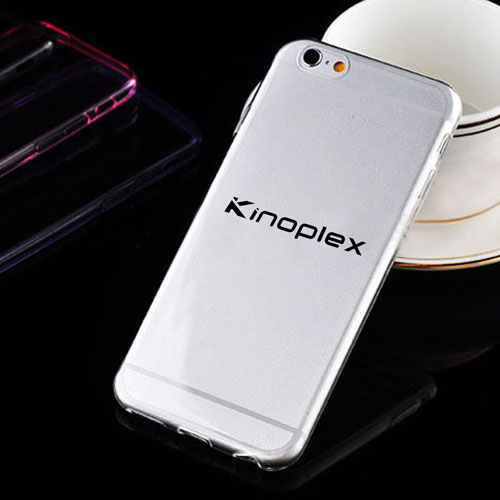 Silicone Soft Protective iPhone Case Image 4