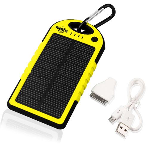 5000mAh Solar Charger Power Bank