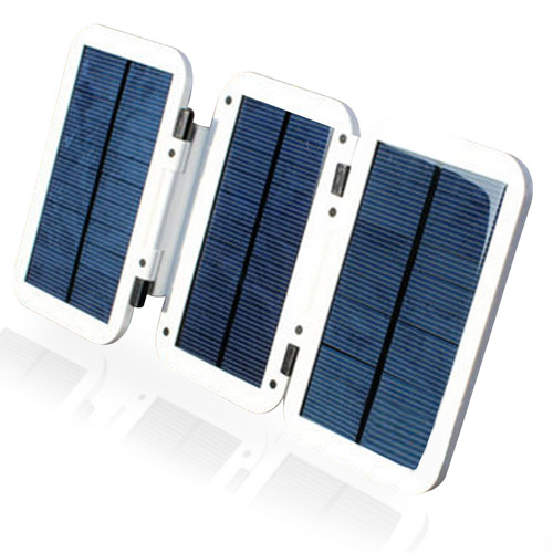 3000mAh Foldable USB Solar Charger