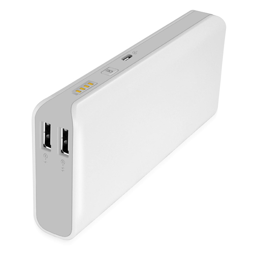 12000mAh Dual Port Power Bank Image 1