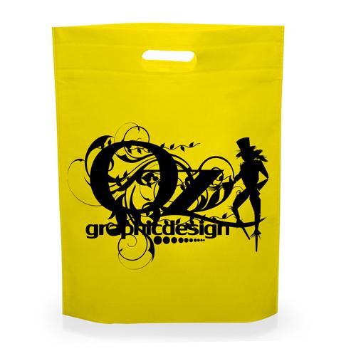Die-Cut Non-Woven Bag Image 2