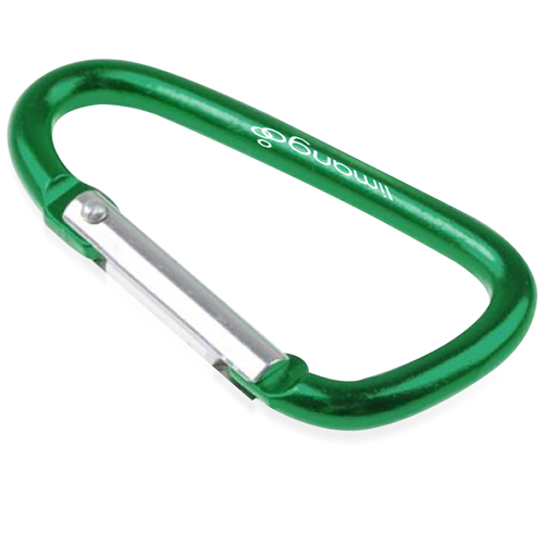 Bottle Holder Carabiner With Compass Image 6