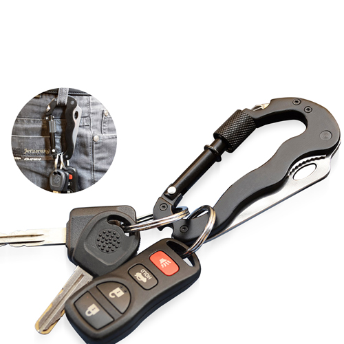 Multi-Function 5-In-1 Carabiner