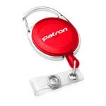 Premium Badge Reel With Metal Clip