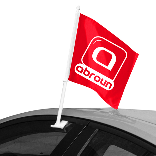 Custom Car Window Flag