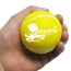 Tennis Ball Shaped Stress Reliever Image 1