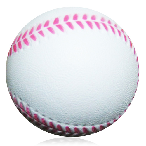 Baseball Shaped Stress Ball Image 1