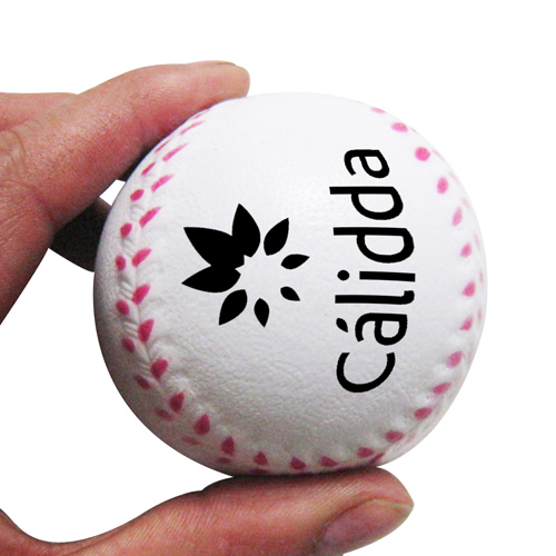 Baseball Shaped Stress Ball Image 2