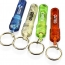 LED Flashing Whistle Keychain