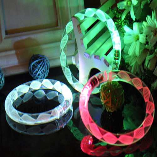 Multicolor Led Flashing Bracelet