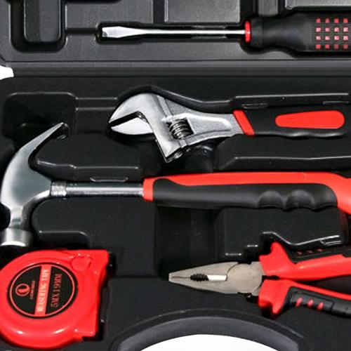 Professional 15 Piece Hand Tool Kit