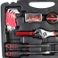 31 Piece Compact Household Tool Kit