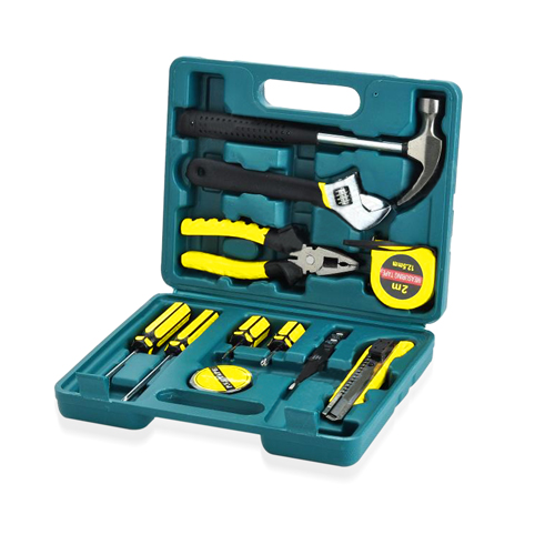 12 Piece Multipurpose Portable Tool Kit