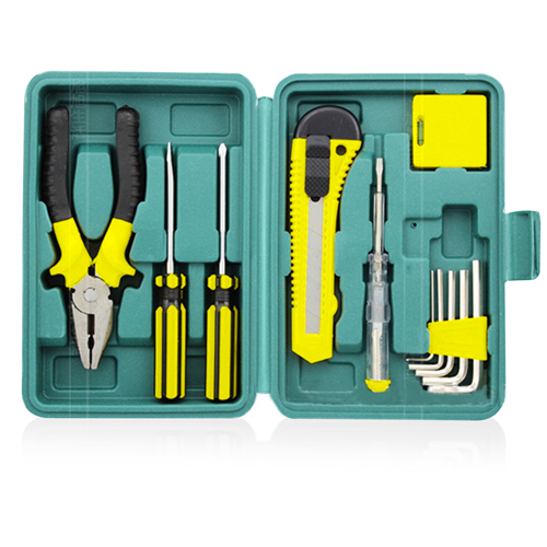 12 Piece Portable Maintenance Tool Kit