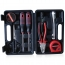 9 Piece Carbon Steel Portfolio Tool Box Image 1