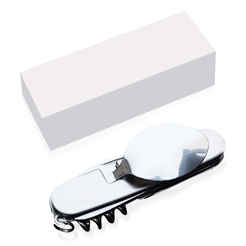 Multifunctional Tableware Corkscrew Knife Image 9