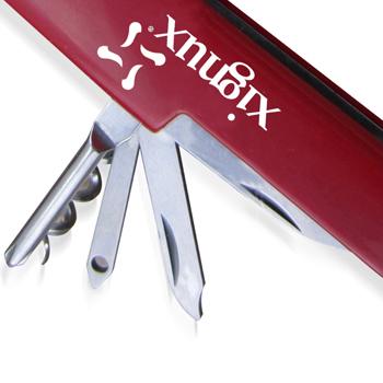 Deluxe Multi Purpose Pocket Knife