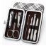 6-in-1 Personal Manicure Set With Case