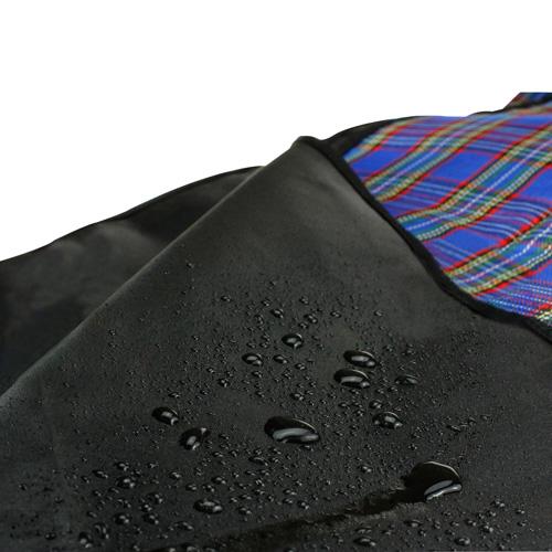 Waterproof Picnic Camping Rug Tote