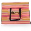 Elegant Satchel-Style Picnic Mat Tote Bag Image 3